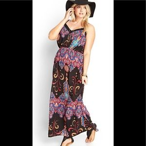 Forever 21 Plus Size Maxi